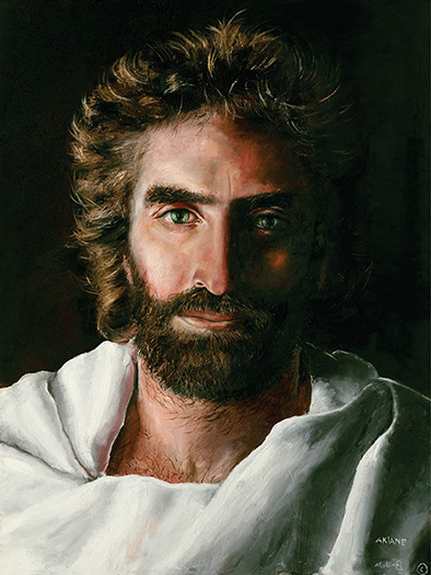 Prince Of Peace by Akiane Kramarik © Copyright