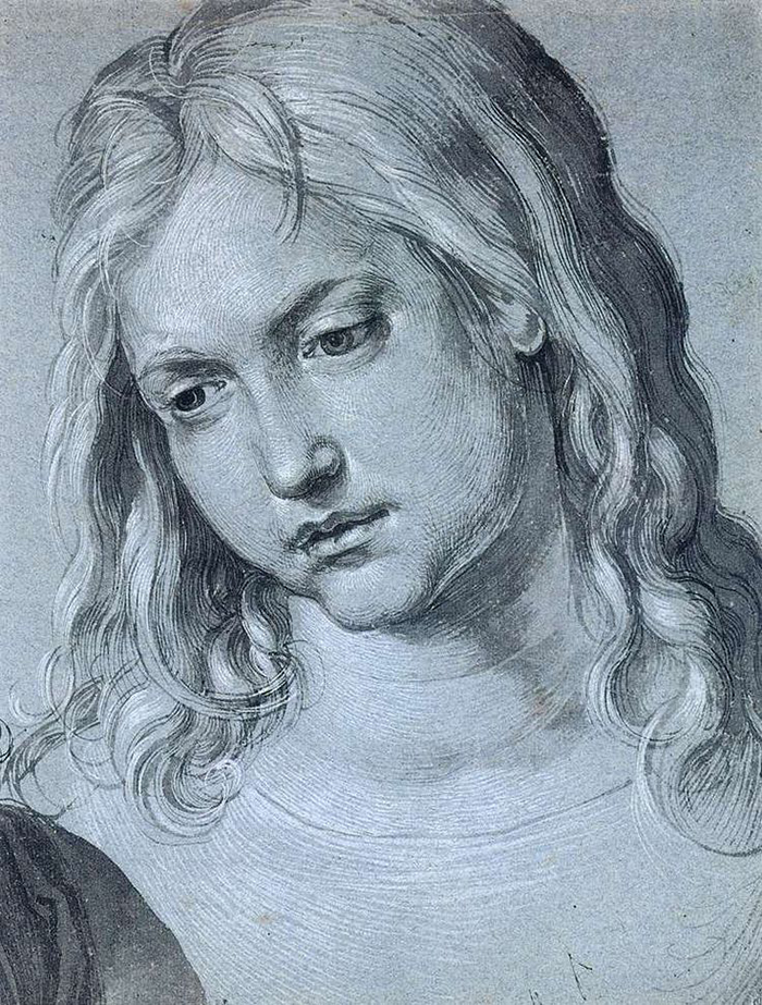 Jesus in the Age of Twelve by Albrecht Dürer