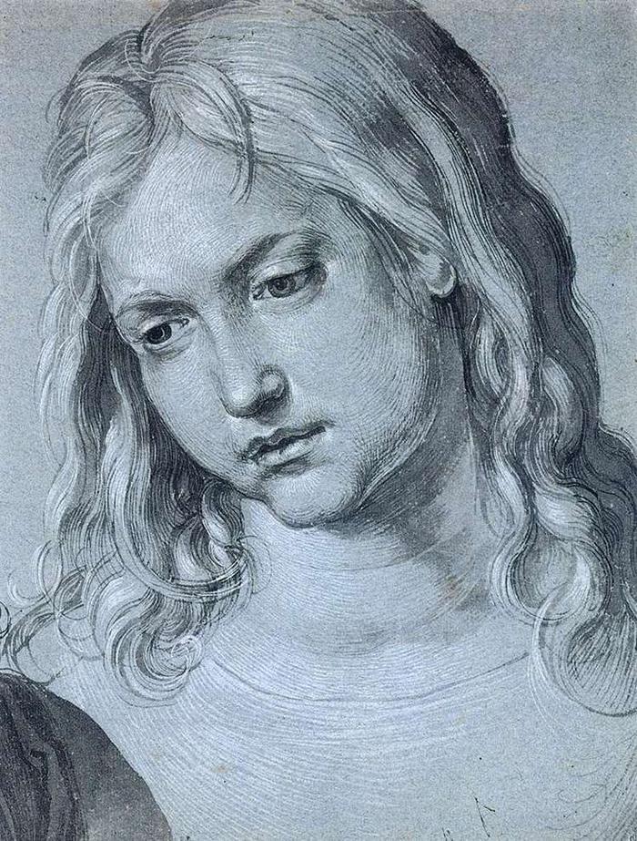 Jesus in the Age of Twelve by Albrecht Dürer