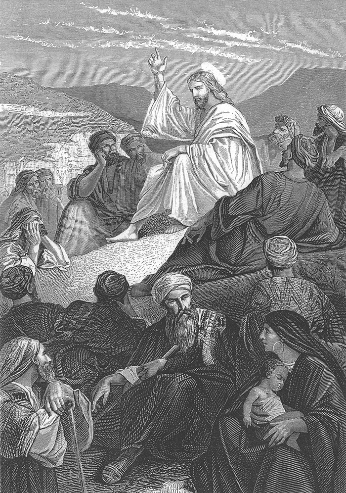 an analysis of the sermon on the mount