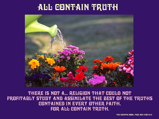 All contain Truth - Quote of the Day - Religion