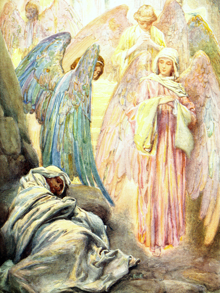 Guardian Angels by Arthur A Dixon