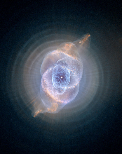 Cat's Eye Nebula NGC 6543