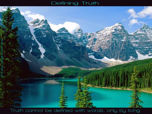 Defining Truth