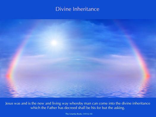 Divine Inheritance