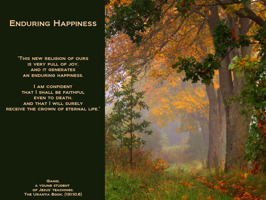 Enduring Happiness