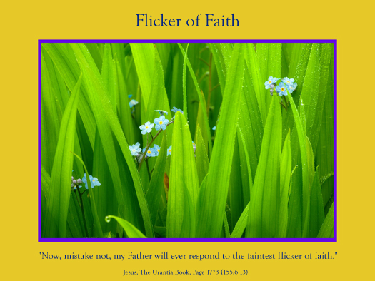 Flicker of Faith