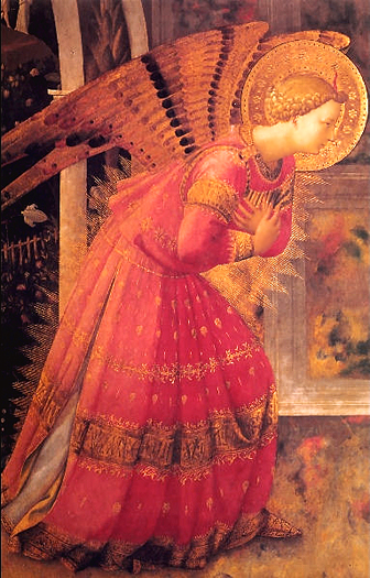 Angel Alterpiece by Fra Giovanni Angelico