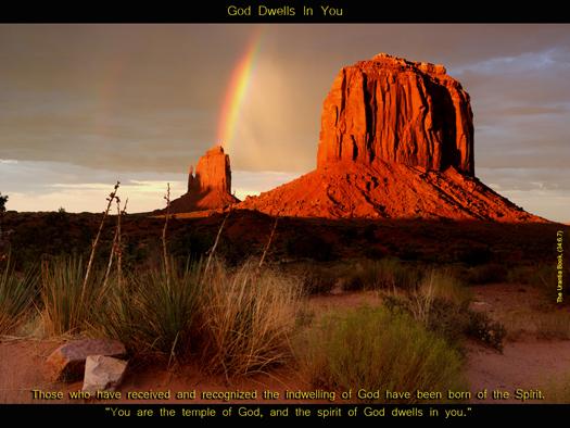 God Dwells In You