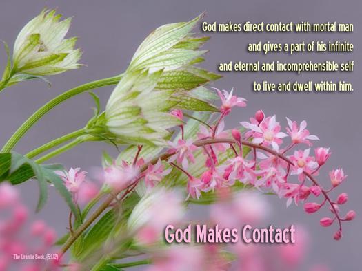 God Makes Contact