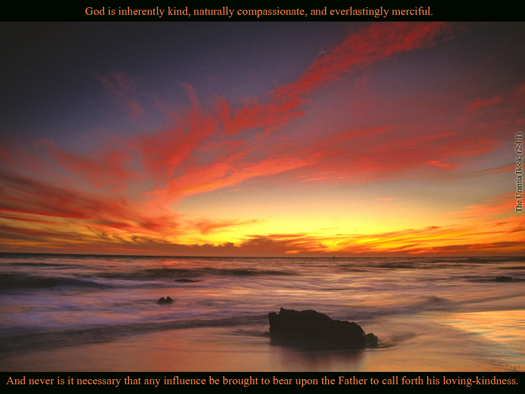 God's Loving Kindness
