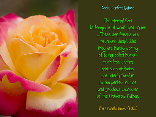 God's Perfect Nature