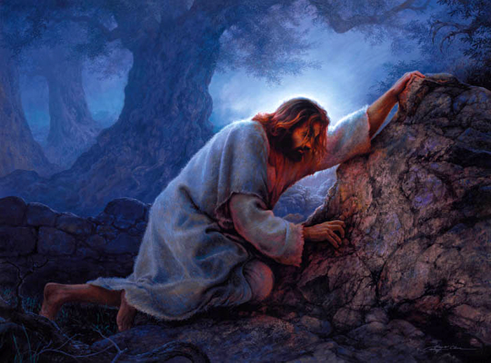 No Greater Love by Greg Olsen