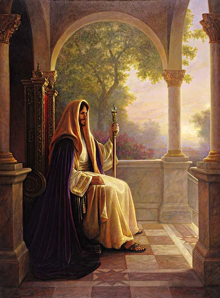 King of Kings by Greg Olsen