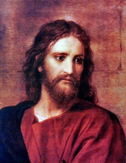 Christ at Thirty Three by Heinrich Hofmann