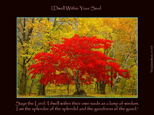 I Dwell Within Your Soul