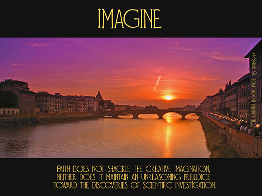 Imagine - Quote of the Day