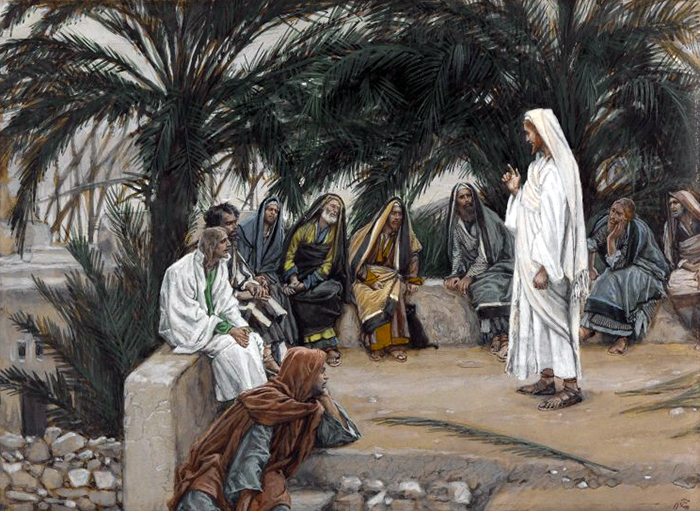 The First Shall Be Last by James Tissot