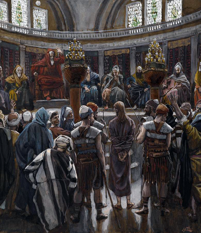 The Morning Judgment by James Tissot