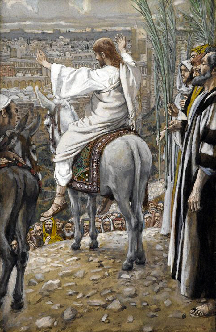 The Lord Wept by James Tissot