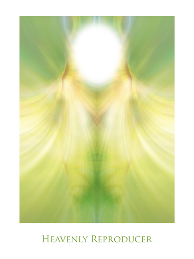Heavenly Reproducer by Jeff Haworth - Poster