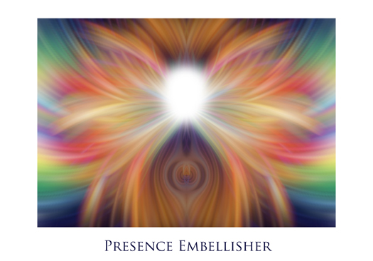 Presence Embellisher by Jeff Haworth - Poster
