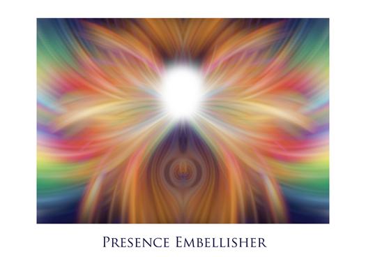 Presence Embellisher by Jeff Haworth - Poster