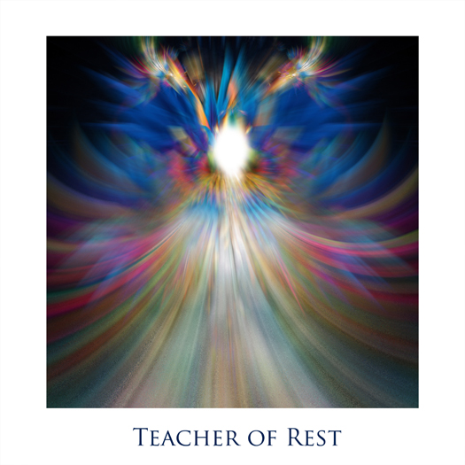Teacher of Rest by Jeff Haworth - Poster