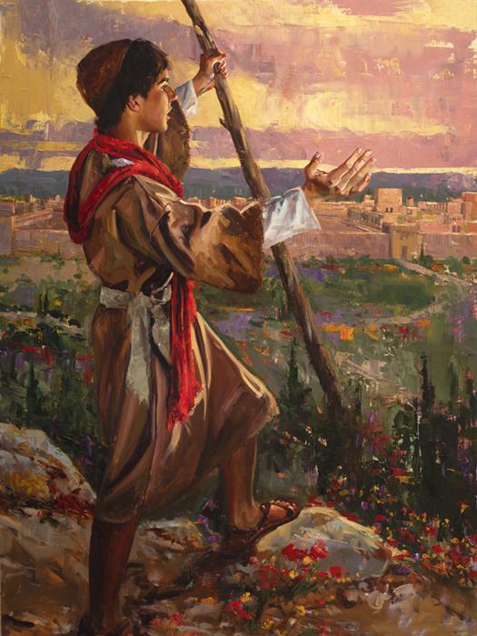O Jerusalem, Jerusalem by Jeremy Winborg