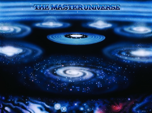 The Master Universe by John Byron - Poster