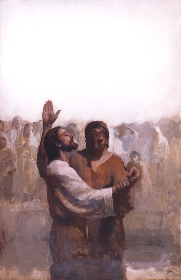 Baptism by J. Kirk Richards
