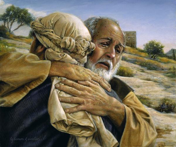 The Prodigal Son by Liz Lemon Swindle