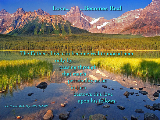 Love Becomes Real