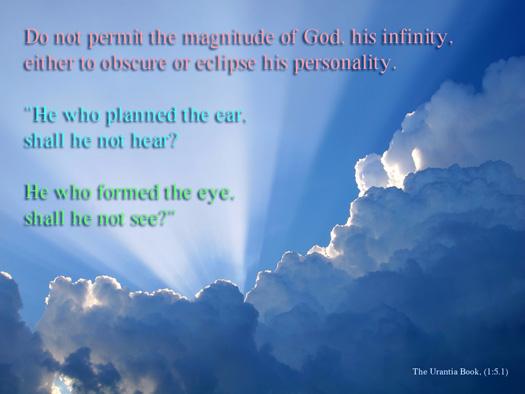 Magnitude of God