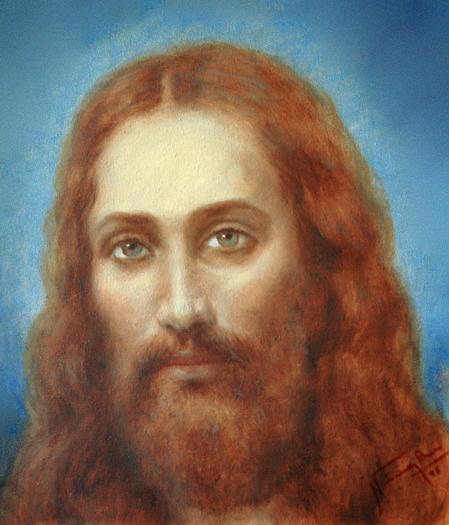 Jesus by Nina María Bravo Donoso