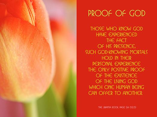 tulip, God