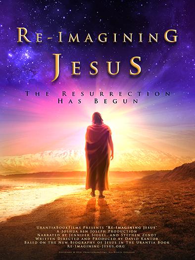 Re-Imagining Jesus by David Kantor