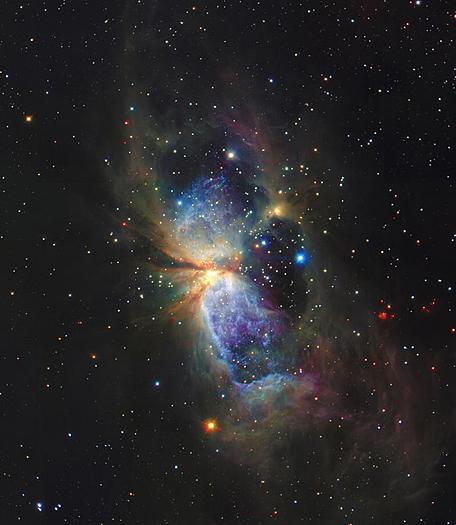 S106 Star Forming Region