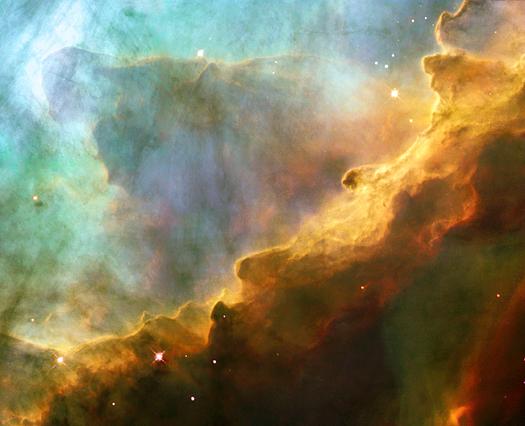Swan Nebula M17