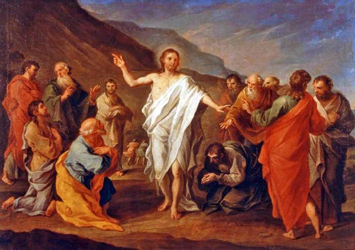 Resurrection by Szymon Czechowicz