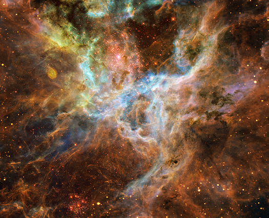 Tarantula Nebula R136