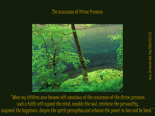The Assurance of Divine Presence