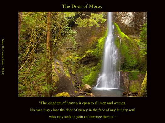 The Door of Mercy