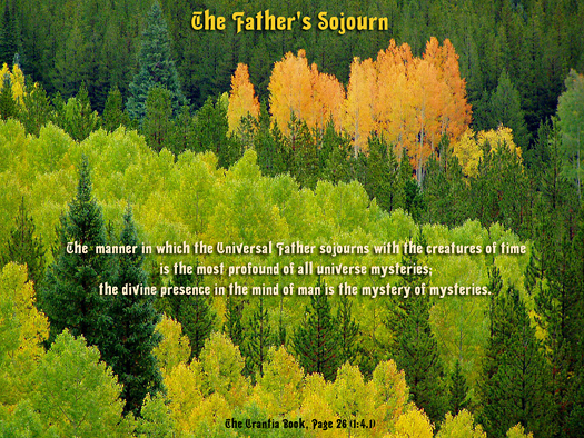 The Father's Sojourn
