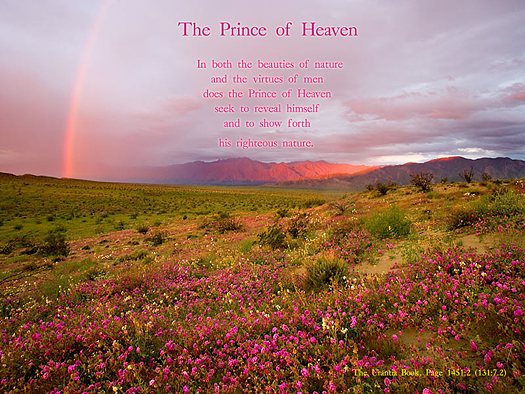 The Prince of Heaven