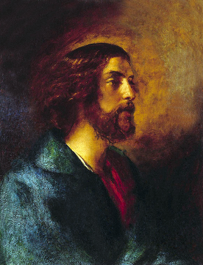 The Saviour by William Etty