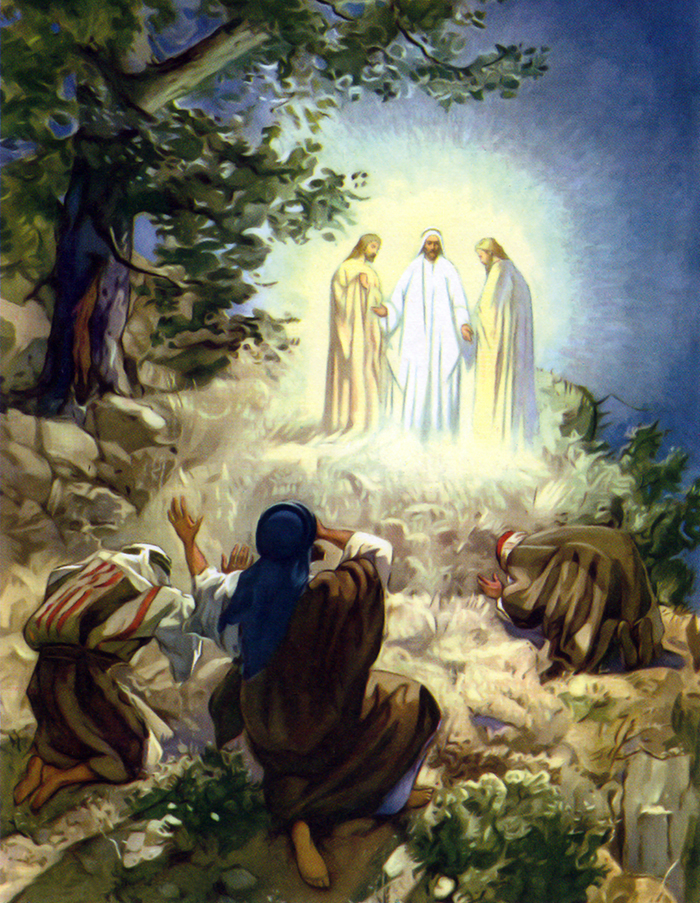 The Transfiguration by William Hole