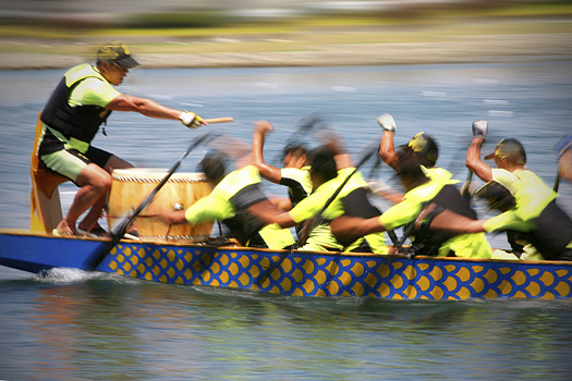 Dragon Boat - Teamwork