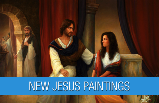 Jesus Paintings