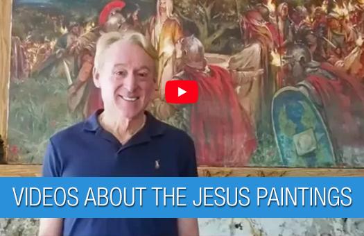 Jesus Paintings Videos